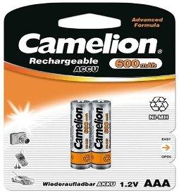 Bateri Rikarikueshme NH/AAA600/BP2