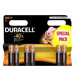 Bateri Alkaline  LR6 MN1500