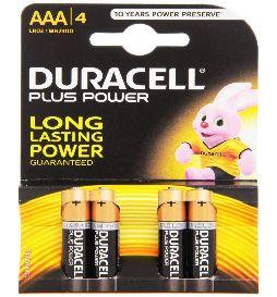 Bateri Alkaline LR03/MN2400
