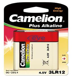 Bateri Alkaline 3LR12